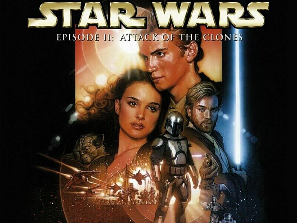 Star Wars: Episode II Attack of the Clones   Wookieepedia ...