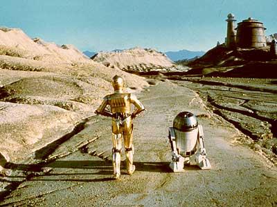 R2d2 And C3po Desert Film Review: St...