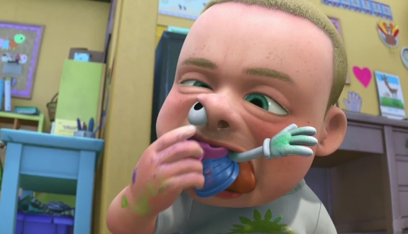 Day Care Toy Story 3 : Toy story elementary my dear reader