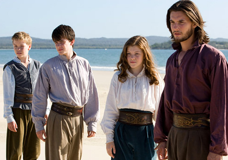 Image result for prince caspian voyage of the dawn treader