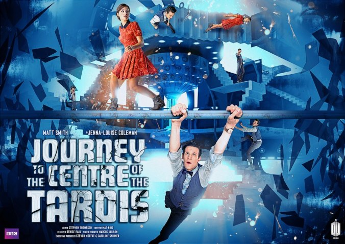 Doctor-Who-Journey-to-the-Centre-of-the-Tardis poster