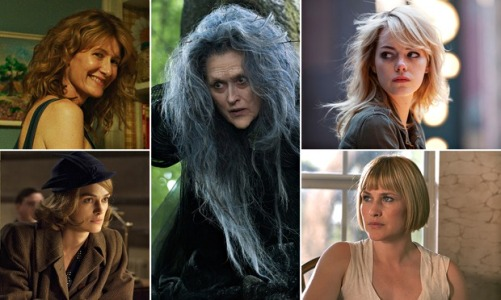 Best supporting actress composite